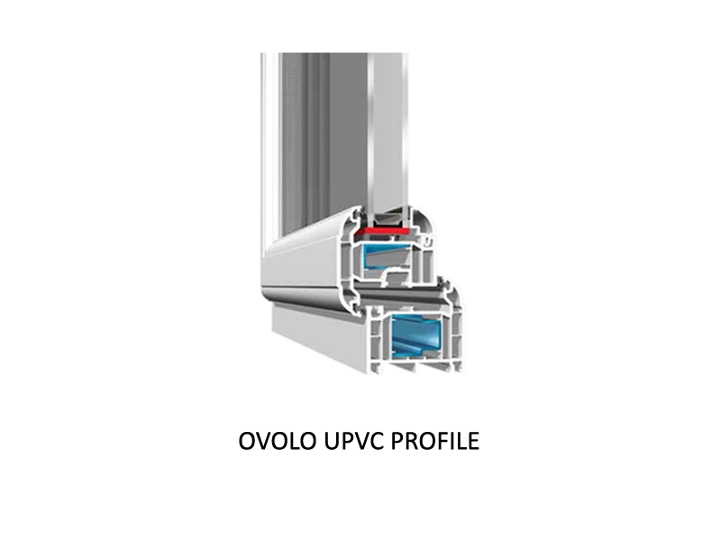 Ovolo uPVC Profile