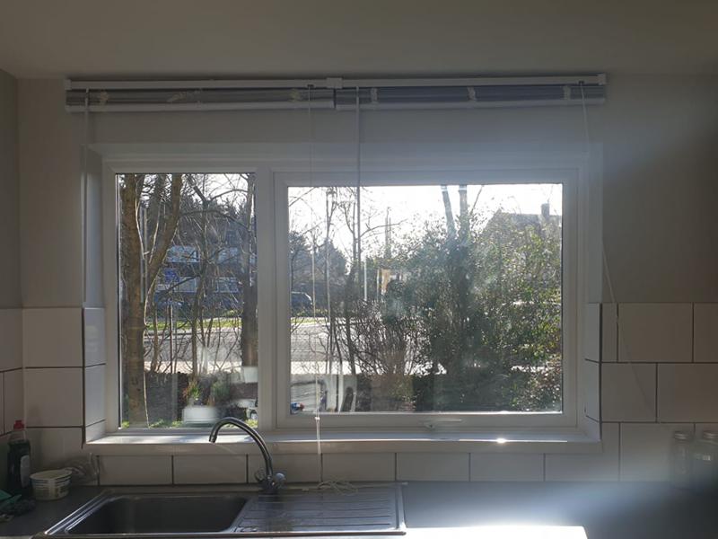 uPVC top opening window