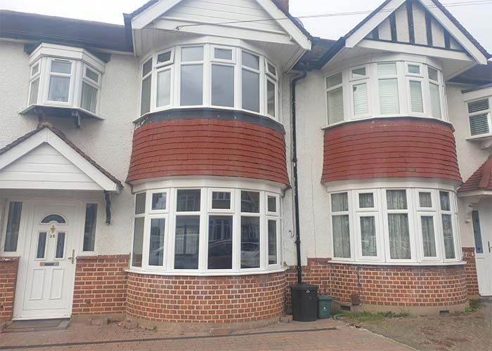 uPVC Windows - bay windows
